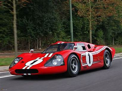 Gt40 Ford 1967 Wallpapers Mkiv Race Racing