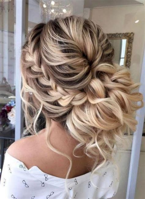 wedding bridesmaid hairstyles for long hair oosile