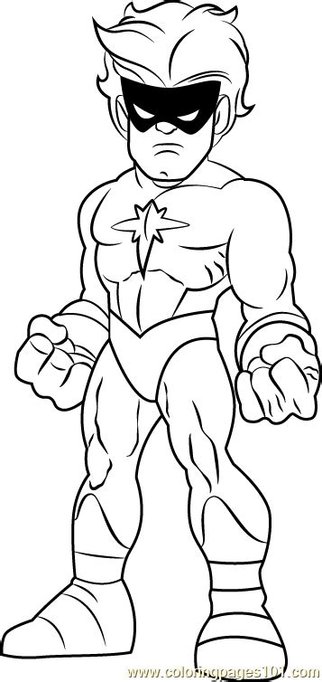 captain marvel coloring page   super hero squad show coloring pages coloringpagescom
