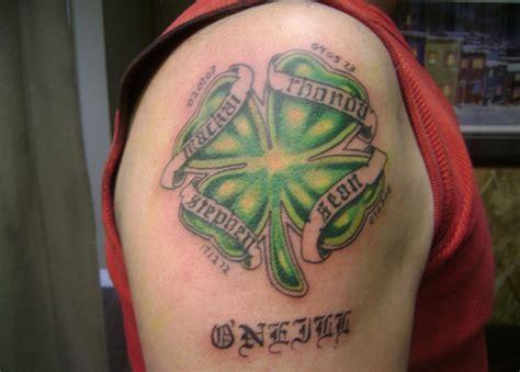 irish tattoos designs ideas  meaning tattoos