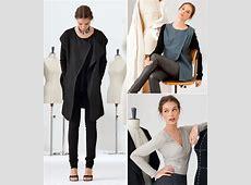 Modern Minimalist 11 New Women's Sewing Patterns – Sewing