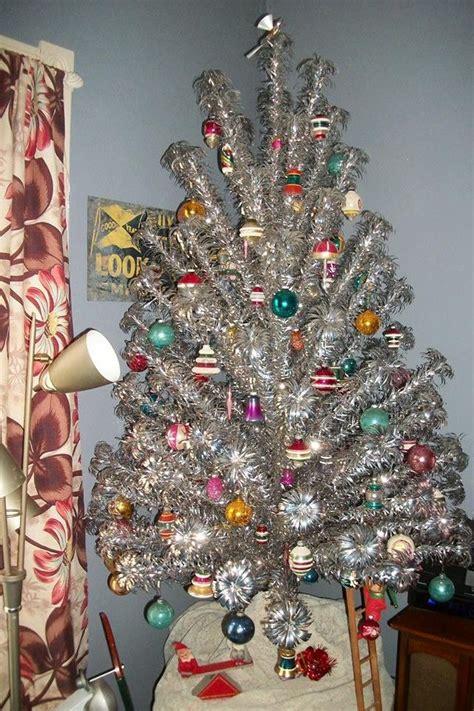 tinselmania  vintage aluminum christmas trees