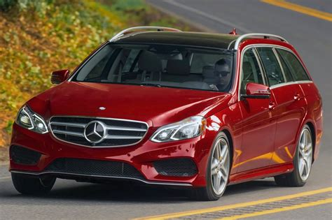 Used 2015 Mercedes-benz E-class Wagon Pricing & Features