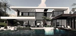 Cool Modern Villa Design Home Design Pictures - Simple