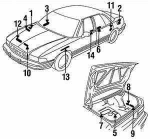 1999 Buick Lesabre Engine Diagram : oem labels for 1999 buick lesabre ~ A.2002-acura-tl-radio.info Haus und Dekorationen