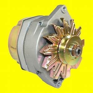 New Alternator 105 Amp Delco Marine Mercruiser 1