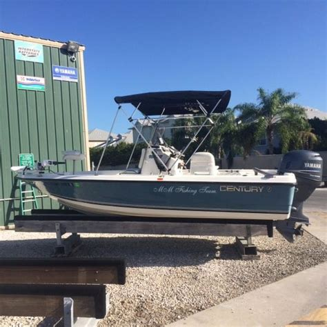 Century Inshore Boats by Century 1902 Inshore Boats For Sale In Florida