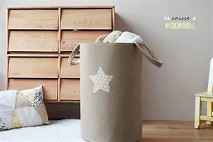 Diy Rangement Chambre : diy panier de rangement ~ Preciouscoupons.com Idées de Décoration