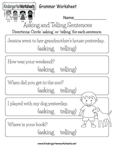 english comprehension worksheet free kindergarten english worksheet for kids