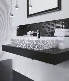 black white bathrooms ideas bold beautiful black and white bathroom design ideas