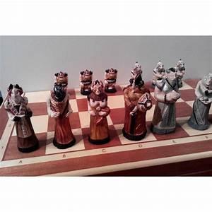 Jeu D échec Original : jeu d 39 checs luxe fantasy pi ces marbre ~ Melissatoandfro.com Idées de Décoration