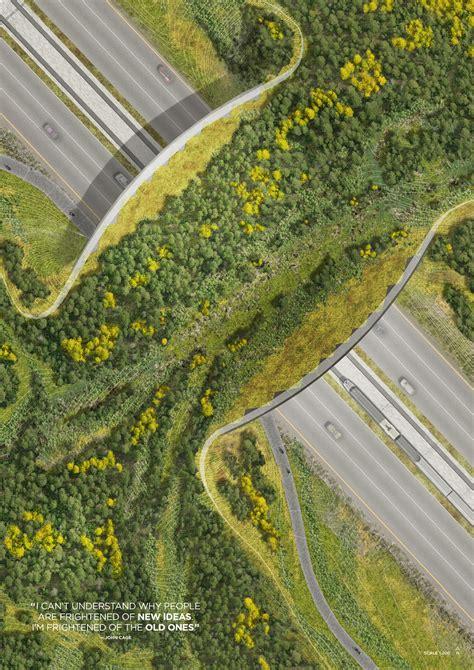 materials wildlife crossing structures arc