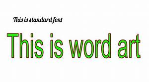 free technology for teachers how to add word art to With google docs word art