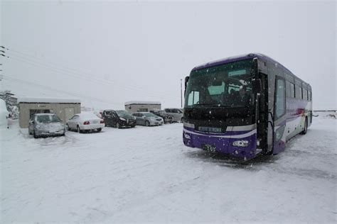 Shuttle Ride To Airport by Take The Shuttle From The Airport In Tokyo To Nozawa Onsen