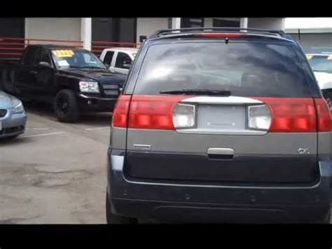 2002 Buick Rendezvous Problems by 2007 Buick Rendezvous Inaccurate Fuel 2 Complaints