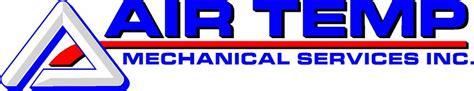 Temp Services by Air Temp Mechanical Services Inc Southington Ct 06489