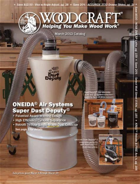 catalogs  woodworking