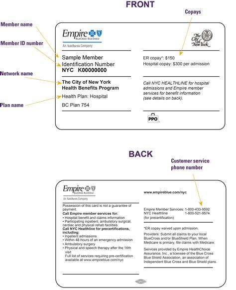 Sign up for direct deposit. Group Number On Insurance Card Emblem / The Health ...