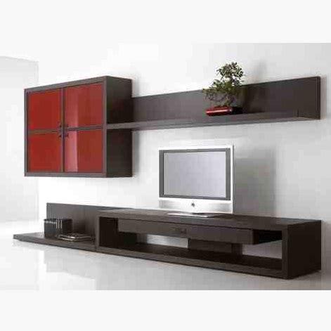 Lcd Cabinet Design Hpd274   Lcd Cabinets   Al Habib Panel