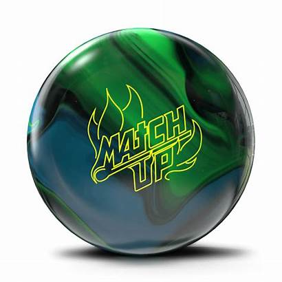 Match Aqua Bowling Lime Storm Ball Balls