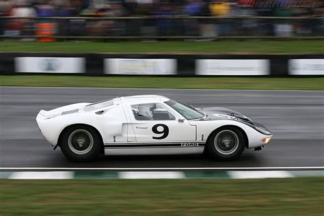 Ford GT Prototype - Chassis: GT/105 - 2006 Goodwood Revival