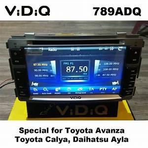Jual Head Unit Tv Mobil Audio Mobil Tape Mobil Toyota