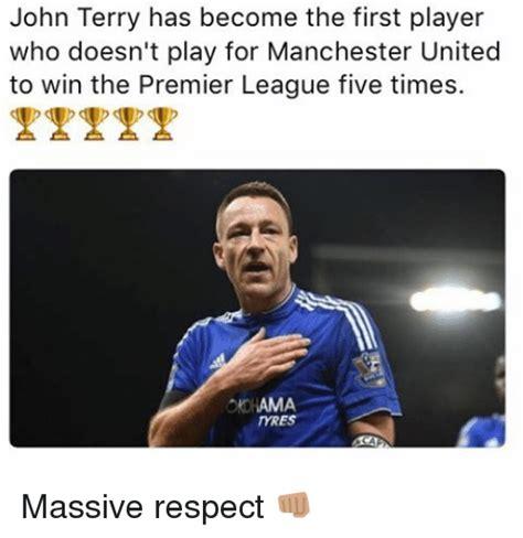 John Terry Meme - funny premier league memes of 2017 on sizzle ÿ