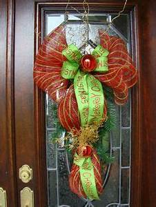 1000 images about Deco mesh garland on Pinterest