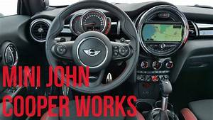 Mini Cooper Interieur : 2015 mini john cooper works interior youtube ~ Melissatoandfro.com Idées de Décoration