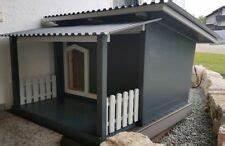 Hundehütte Mit Terrasse : hundeh tten g nstig kaufen ebay ~ Watch28wear.com Haus und Dekorationen