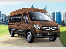 Foton Unveils Gratour, Toano Vans Philippine Car News
