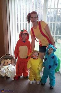 family of costume