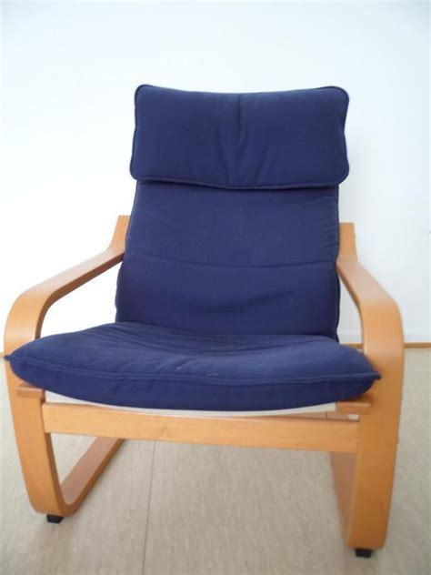 Ikea Stuhl Blau blau ikea stuhl zu verschenken in darmstadt polster