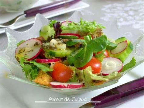 cours de cuisine libanaise recettes de salade libanaise de amour de cuisine chez soulef