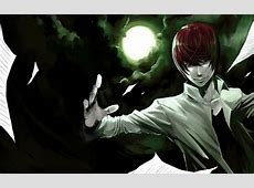Death Note Anime Characters Paint Desktop Widescreen HD