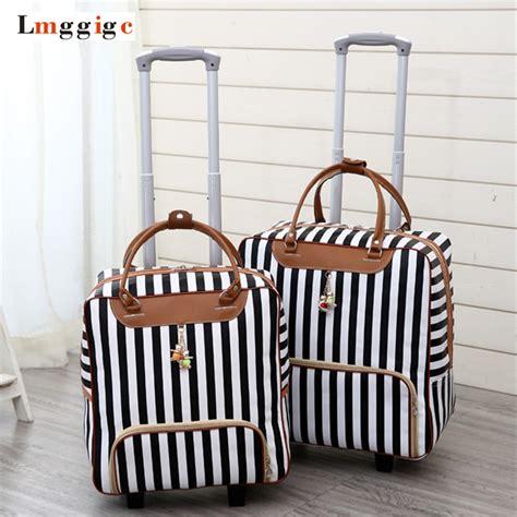 Women Travel Luggage Suitcase Bag,Cabin Waterproof Oxford ...