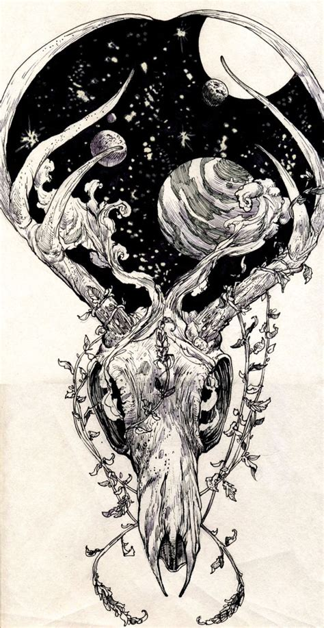 Revolting Worship Gift Drawing Tattoo Design For