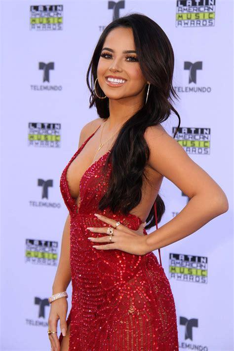 becky  latin american  awards   gotceleb