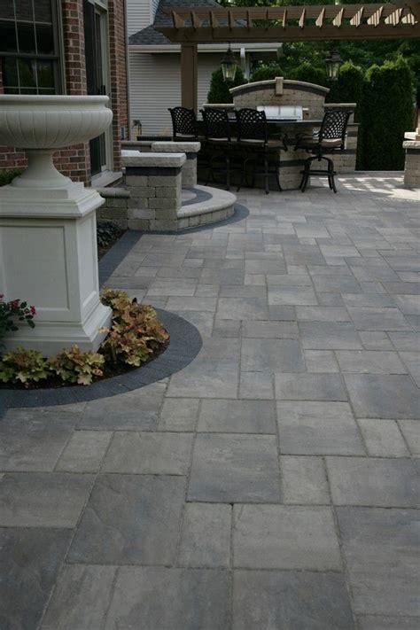 unilock patio designs best 25 unilock pavers ideas on outdoor