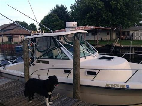 Pursuit Boat For Sale Bc by 1996 Used Pursuit 2870 Wa Lkaround Fishing Boat For Sale