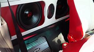 Opel Corsa Utility Audio System Custom Built By Violet