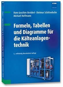 Formeln Tabellen Und Diagramme Fur Die Kalteanlagentechnik