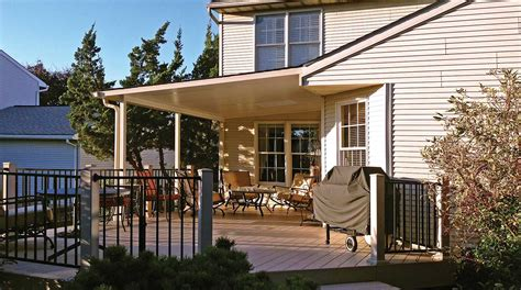 Retractable Awnings, Porch & Patio Covers