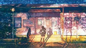 Anime, Shadow, Building, Sunlight, Wallpapers, Hd, Desktop, And, Mobile, Backgrounds