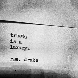 trust - Lisa Thomson~Author