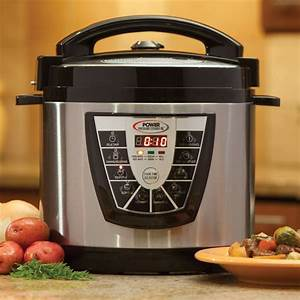Power Cooker Plus 8 Quart Manual