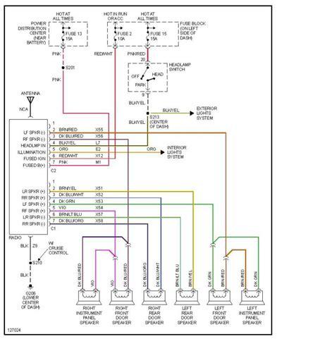 2012 dodge challenger speaker wiring diagram 44 wiring