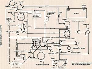 Allis-chalmers 300 Series Wiring Diagrams