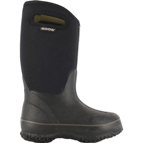 bogs classic solid boot  boys backcountrycom