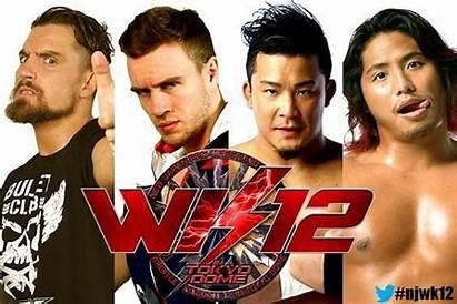 Analyzing Showdown Dome Tokyo Match Card Wrestlekingdom